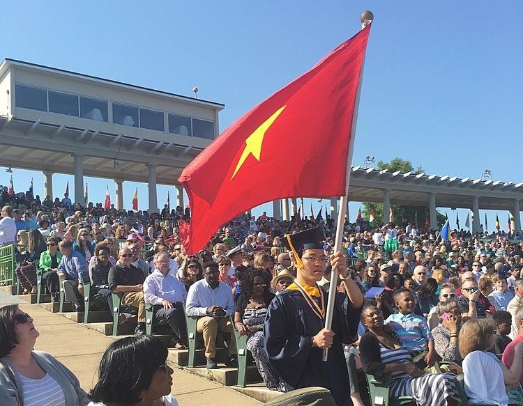 Việt Nam có hơn 24.000 du học sinh Mỹ