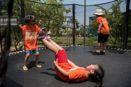 Ba cách giúp trẻ có những ngày hè đáng nhớ