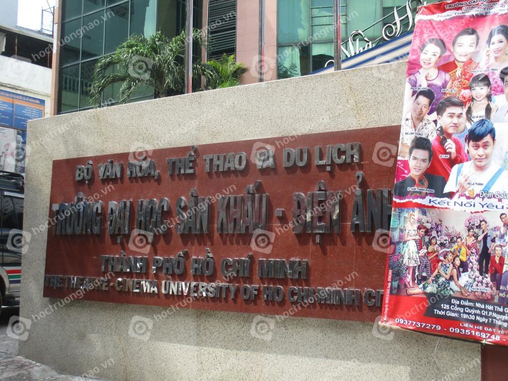 Trường đại học Sân khấu - Điện ảnh TP.HCM
