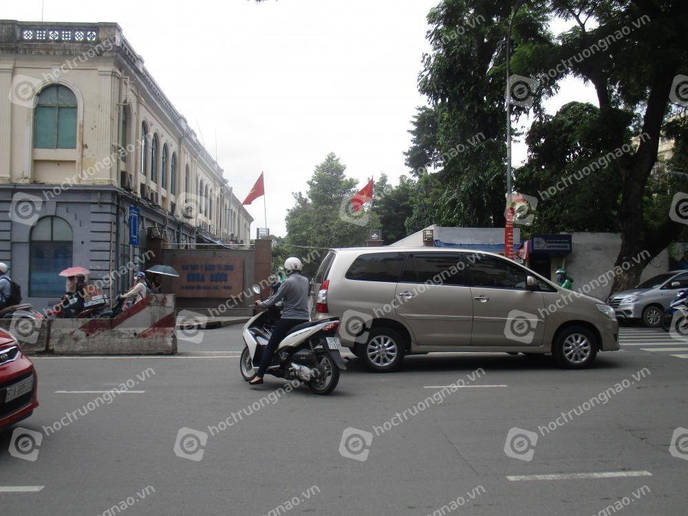 Trường đại học Y Dược TP. Hồ Chí Minh - Khoa Dược