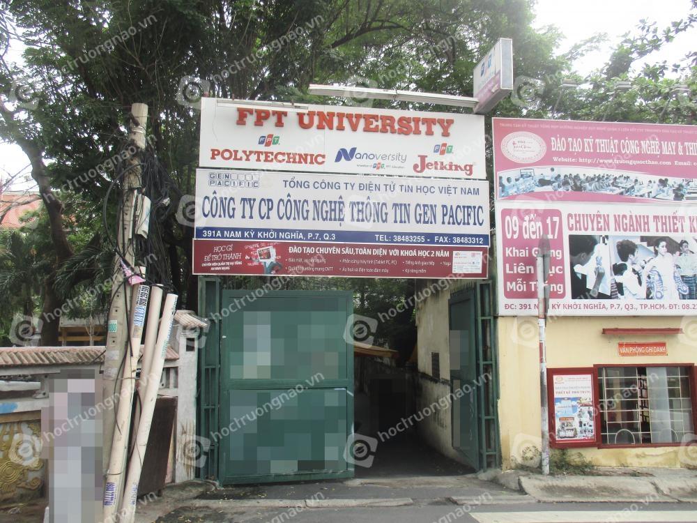 Cao đẳng thực hành FPT Polytechnic - CS 1