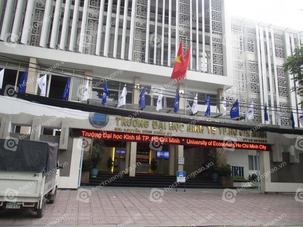 Trường đại học Kinh tế TP.Hồ Chí Minh CS A