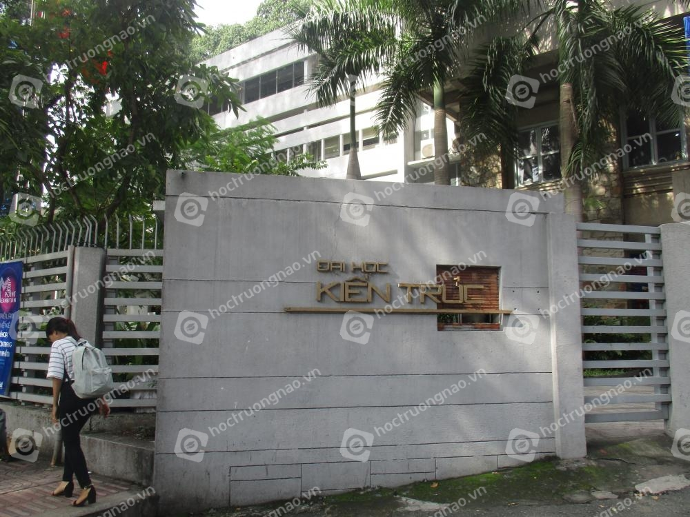 Trường đại học Kiến trúc TP Hồ Chí Minh
