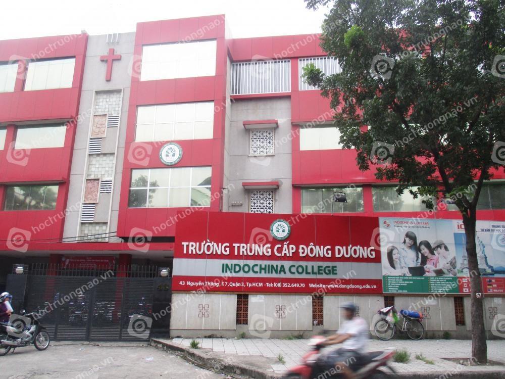 Trường Trung cấp Đông Dương - Indochina College