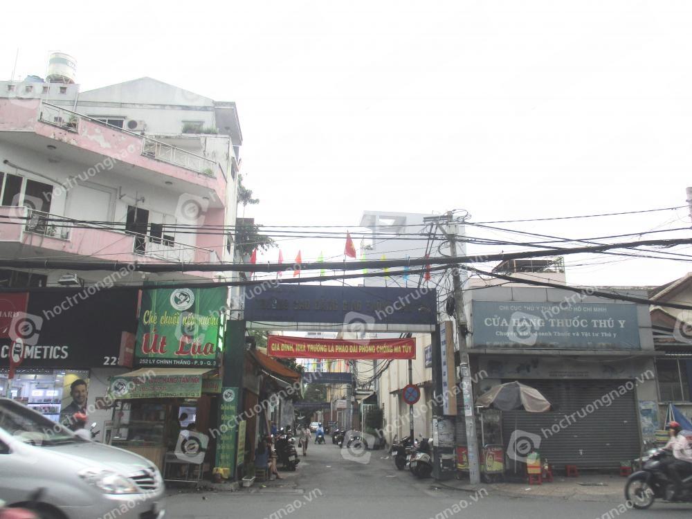 Trường cao đẳng Giao thông Vận tải TP. Hồ Chí Minh