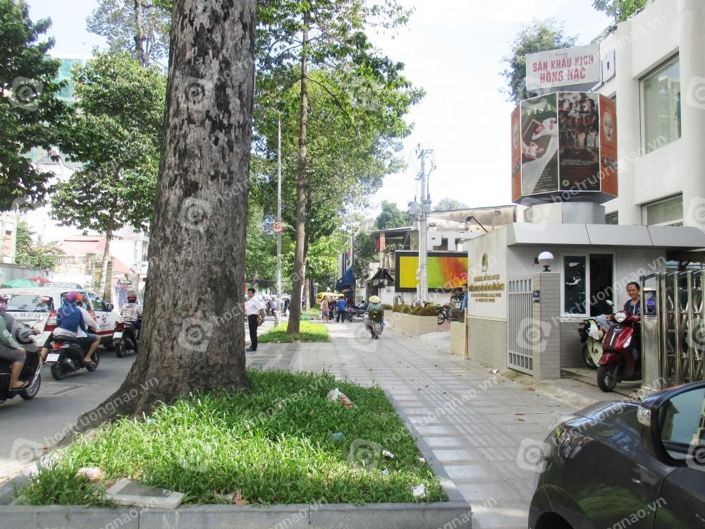 Trường Trung cấp Múa Tp. Hồ Chí Minh
