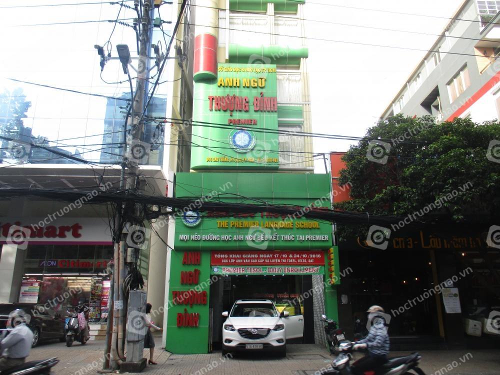 Anh ngữ Thượng Đỉnh - The Premier Language School - CS Cao Thắng