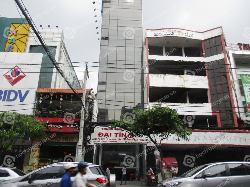 Trung Tâm Anh Ngữ RES Việt Nam - CS CMT8