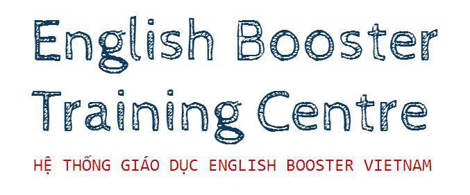 Anh Ngữ English Booster Vietnam - English Booster Training  - CS NTMK