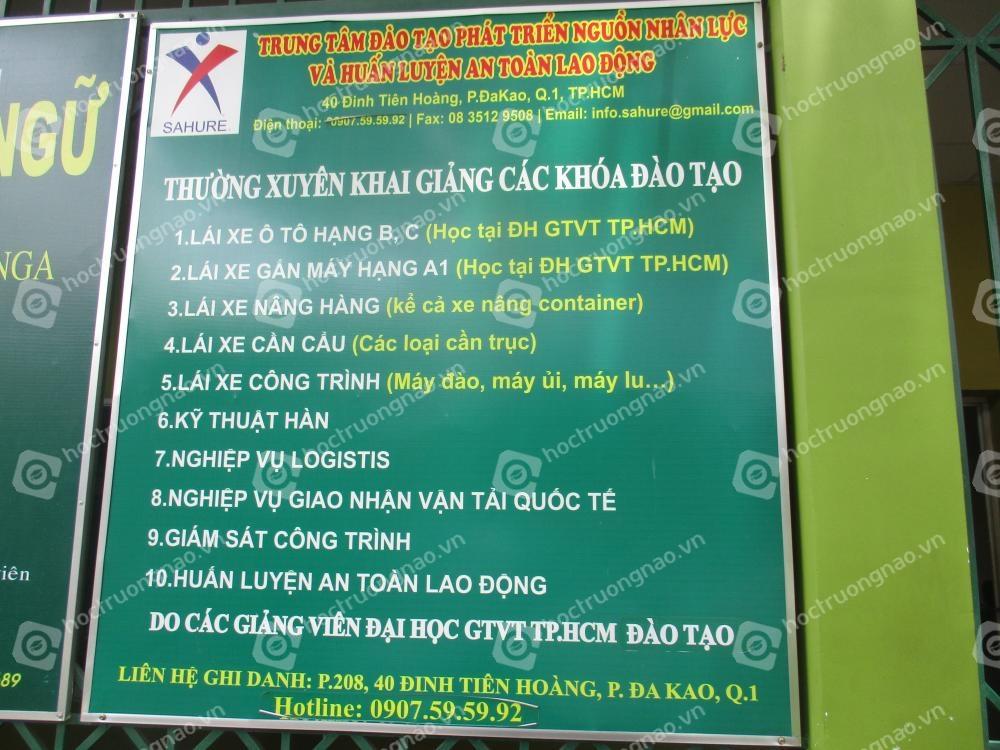 Trường trung cấp Kỹ thuật Nông nghiệp Tp.Hồ Chí Minh