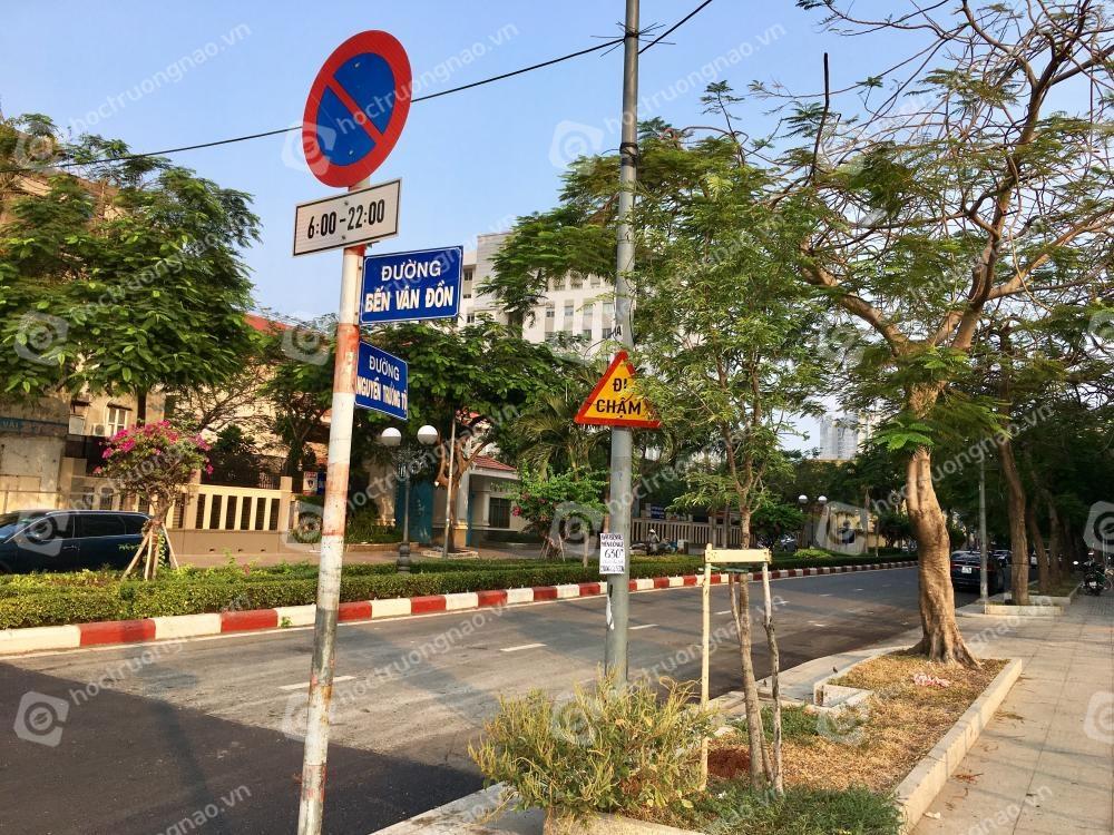 Trung tâm Anh Ngữ Saigon English