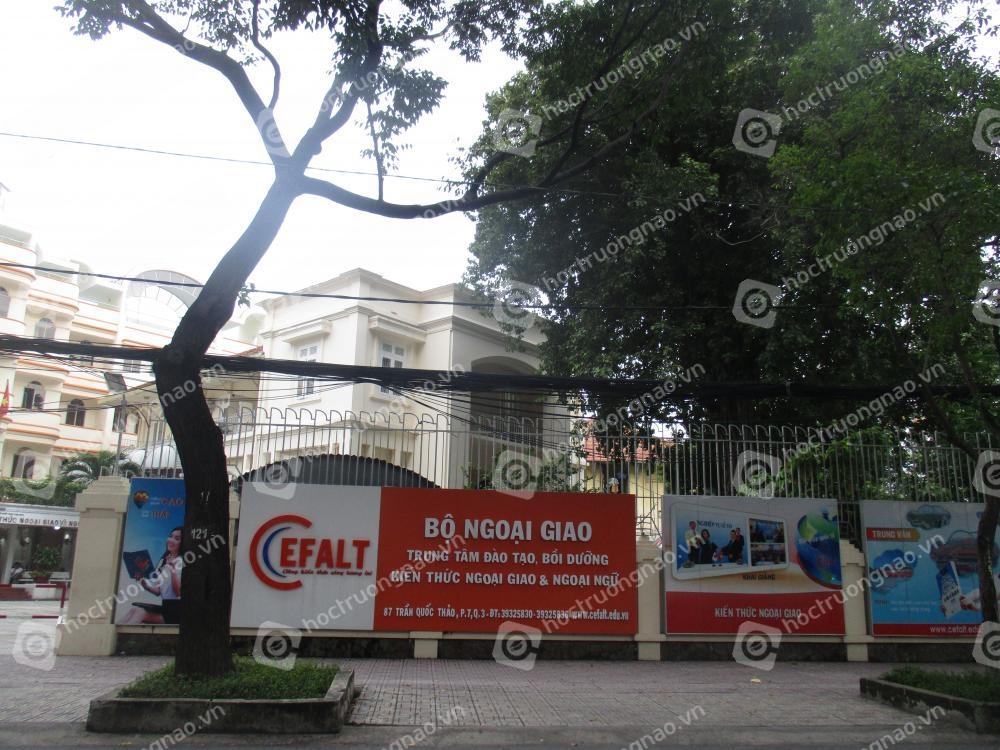 Trung tâm Đào tạo, Bồi dưỡng kiến thức Ngoại giao và Ngoại ngữ - CEFALT