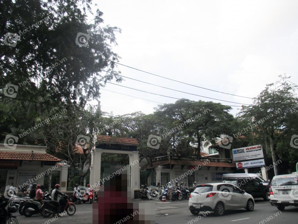 Trung tâm Ngoại ngữ Đại học Sư phạm TP.HCM -  CN 2 - CS NTMK