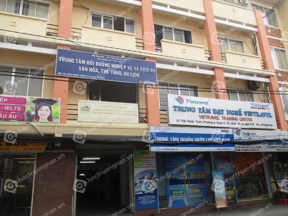 Trung tâm dạy nghề Vietravel - VietC