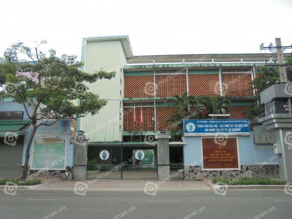 Trung tâm Bảo trợ - Dạy nghề và Tạo việc làm cho người tàn tật Tp.HCM