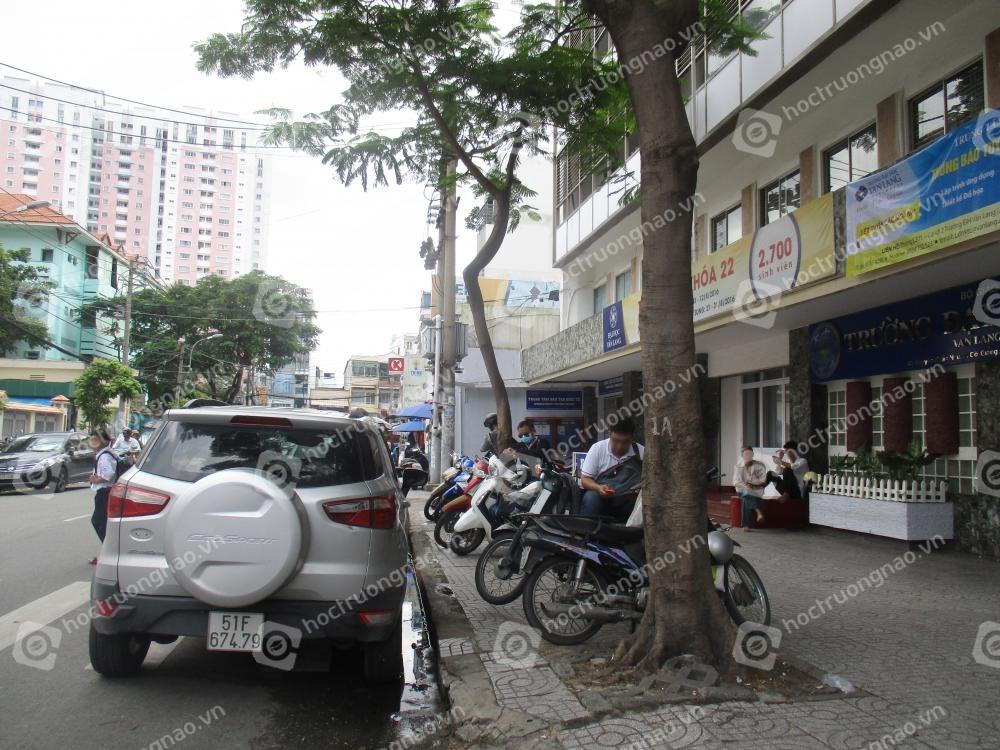 Trường đại học Dân lập Văn Lang