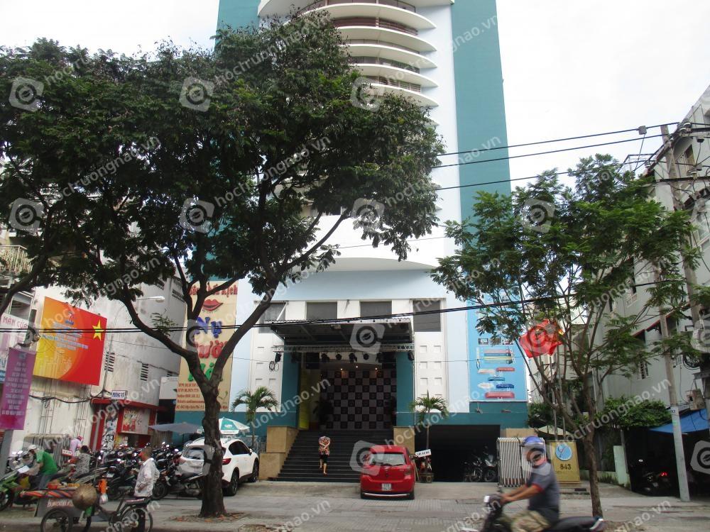 Nhà Văn hóa Sinh viên TP. Hồ Chí Minh