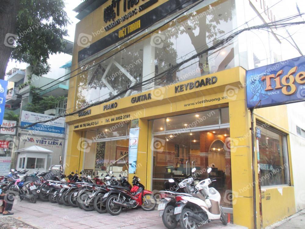 Trường nhạc Việt Thanh - CS Võ Thị Sáu