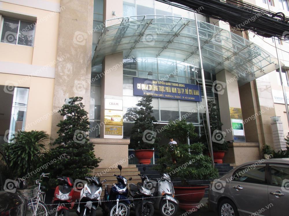 Trường đào tạo quản lý doanh nghiệp - CBAM - CS Nguyễn Đình Chiểu