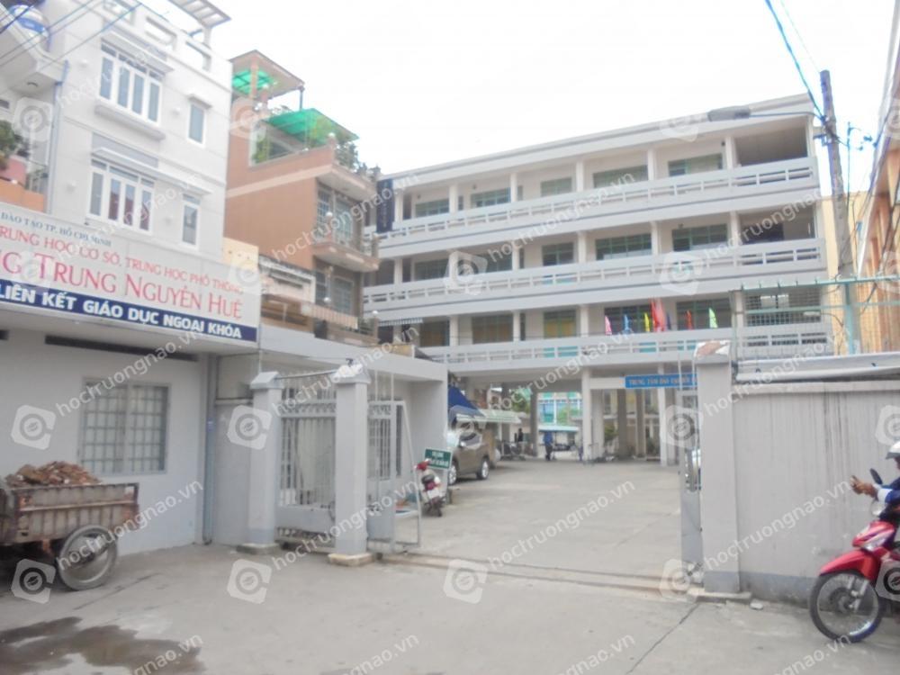 Học viện cán bộ TPHCM - Trung tâm đào tạo Bồi dưỡng nghiệp vụ và Ngoại ngữ