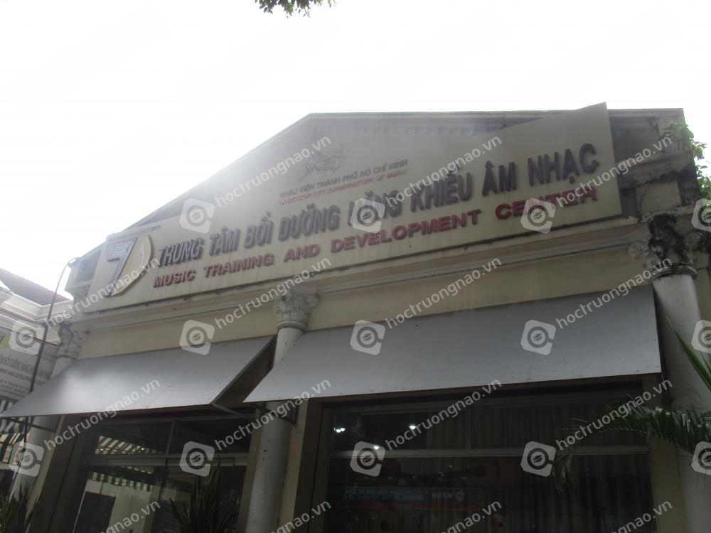 Nhạc viện Thành phố Hồ Chí Minh