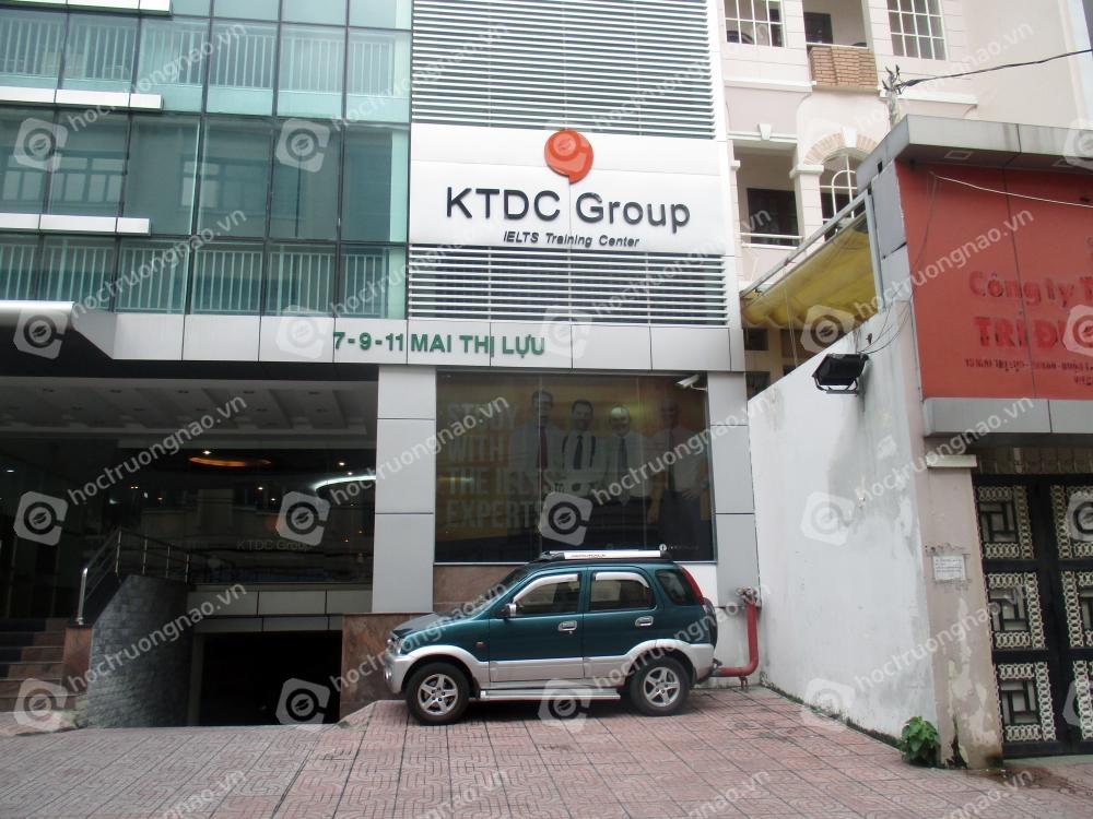 Trung tâm KTDC Group - Văn phòng IELTS 1