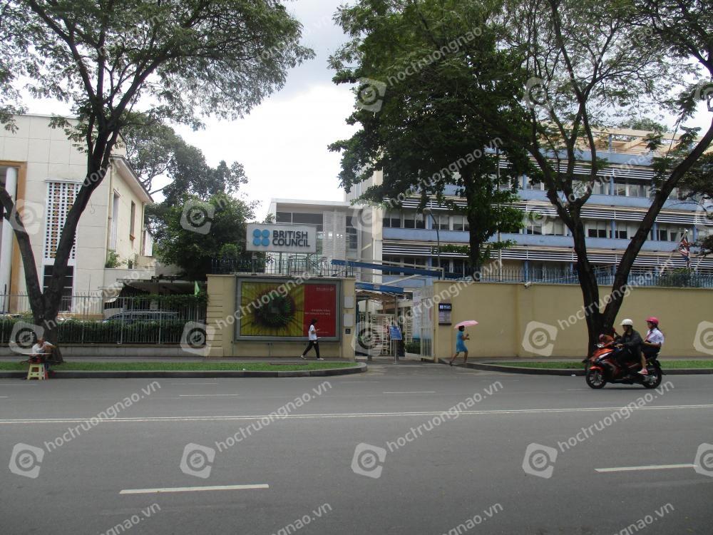 Hội đồng Anh Việt Nam British Council