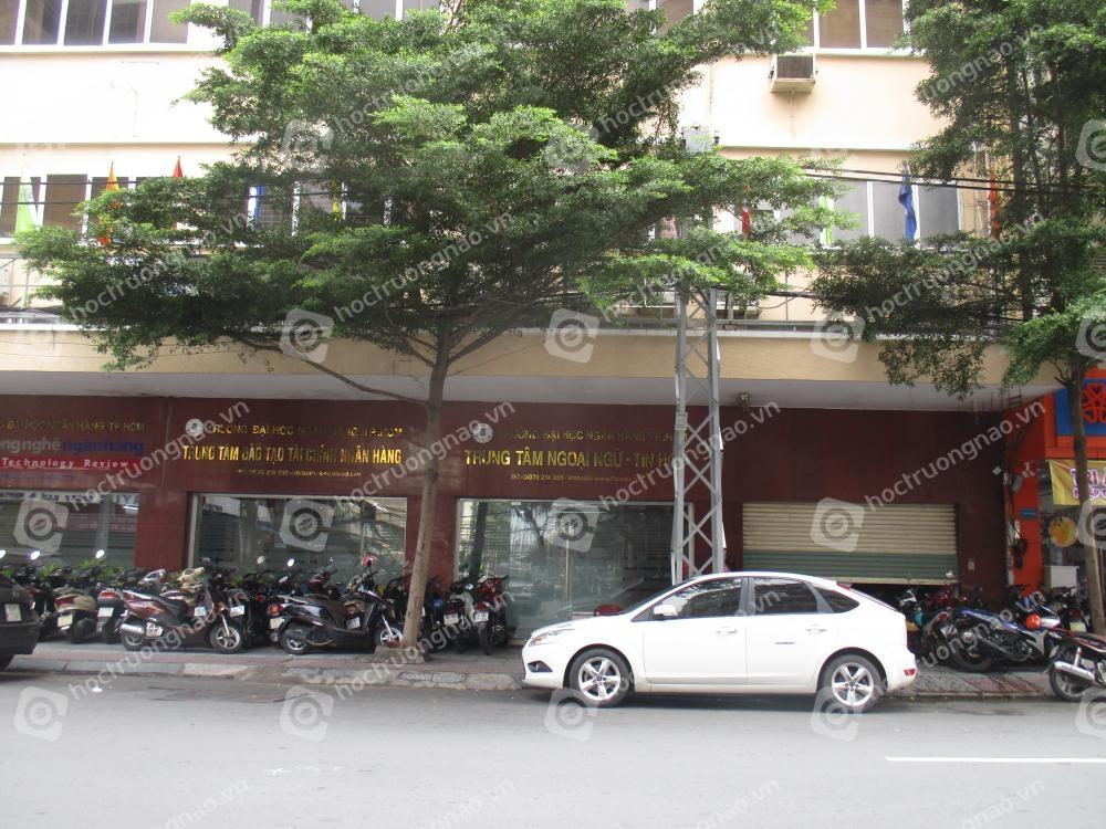 Trung tâm Ngoại ngữ - Tin học trường ĐH Ngân hàng - CS Hàm Nghi