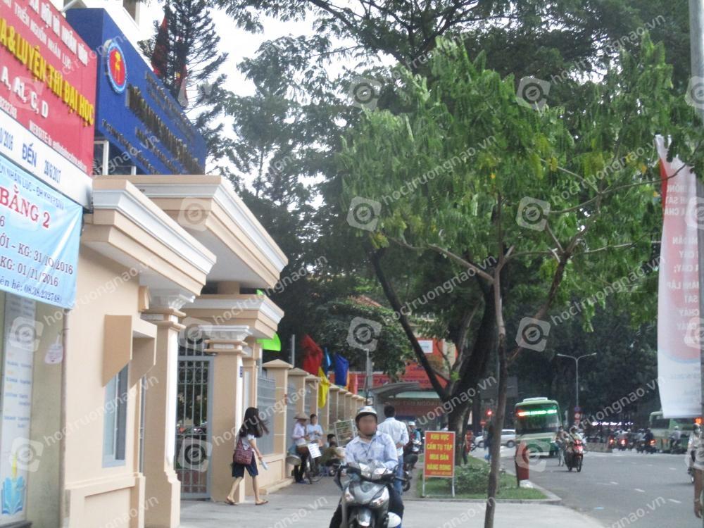 Trung tâm Ngoại ngữ Trường Đại học KHXH & NV