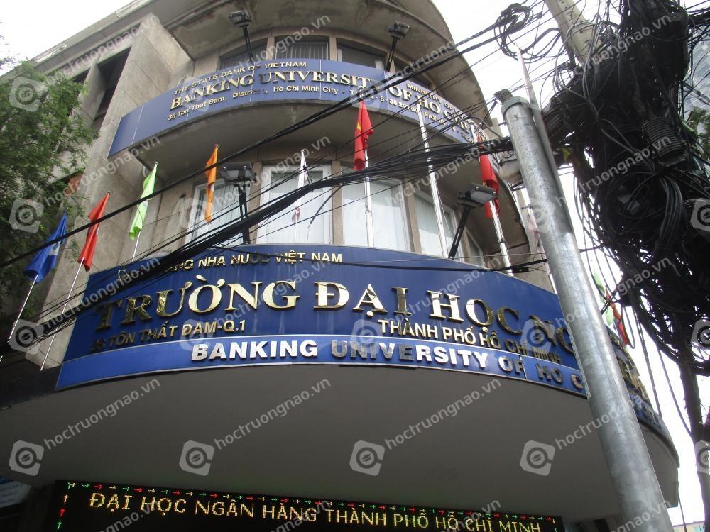 Trường đại học Ngân hàng TP.Hồ Chí Minh