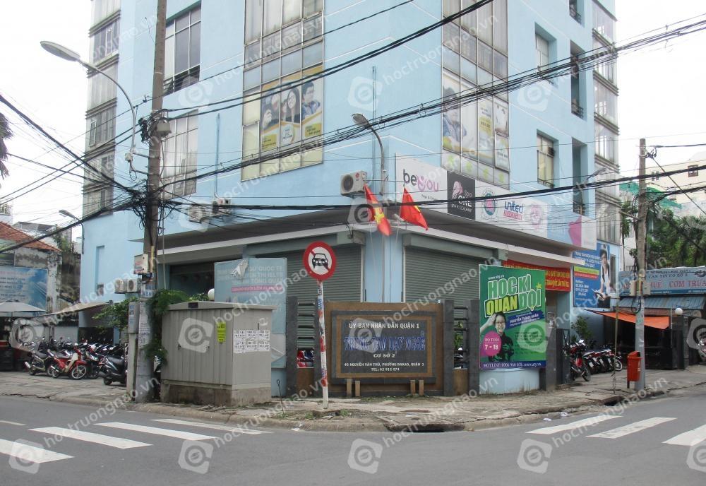 Trung tâm dạy nghề Quận 1 - CS Nguyễn Văn Thủ