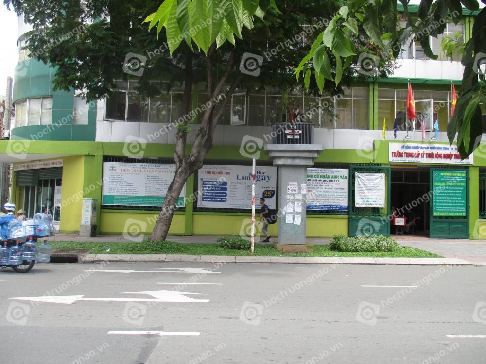 Trường Tin học Thời Đại Mới - IDC