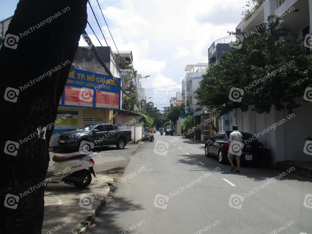 Trường cao đẳng nghề Thành phố Hồ Chí Minh - CS Trần Khánh Dư