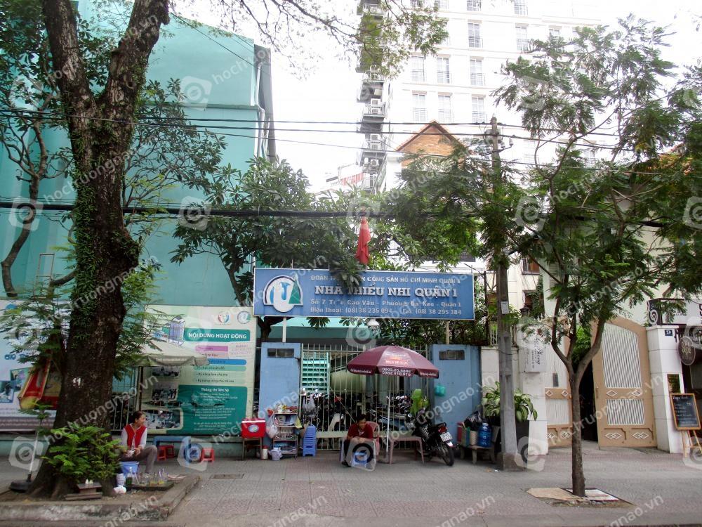 Trung tâm Số học trí tuệ U C MAS SAIGON - Nhà Thiếu nhi Q1