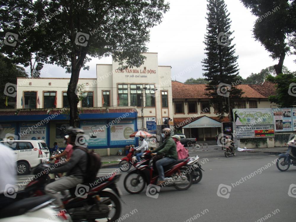 Cung Văn Hóa Lao Động TP. Hồ Chí Minh