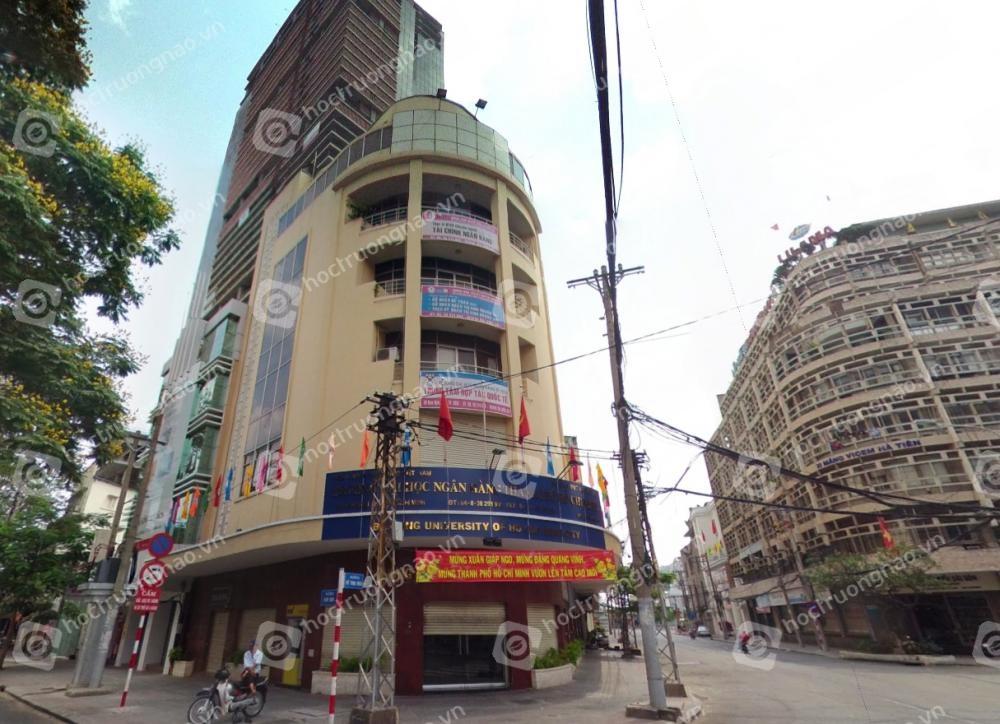 Trường đại học Ngân hàng TP.HCM CS Hàm Nghi
