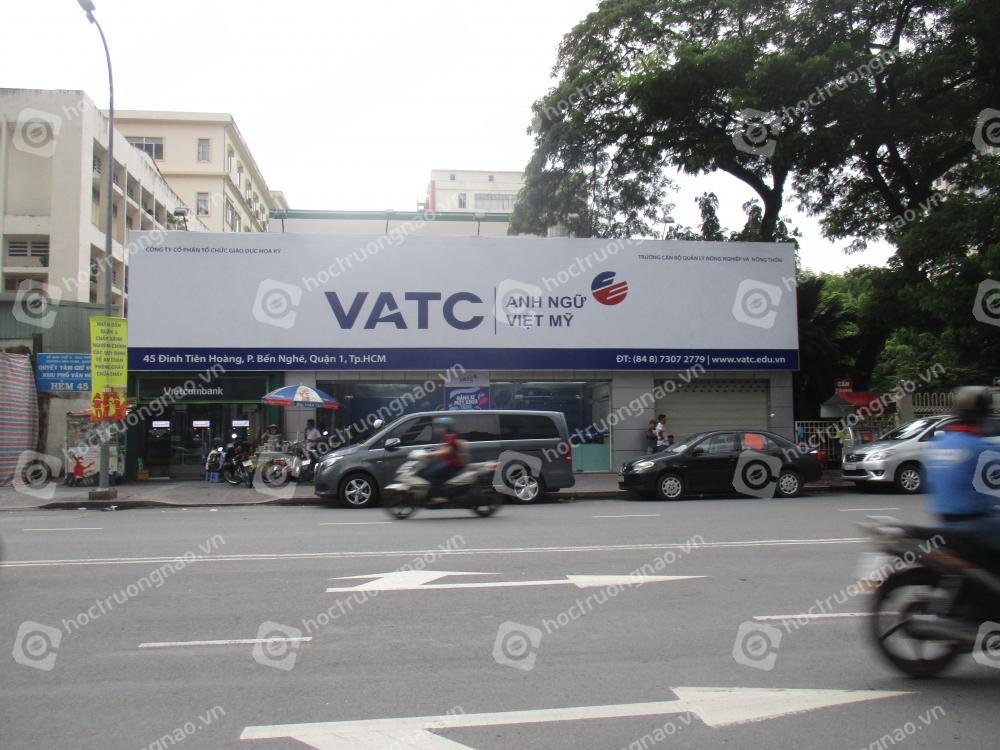 Anh ngữ Việt Mỹ - VATC Đinh Tiên Hoàng